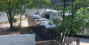 Trash shelter type F (pic.5)