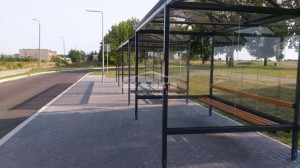 Bus stop + bike shelter type F(pic.15)