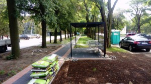 Bike shelter type Green (pic.5)