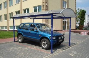 Car shelter type F (pic.1)