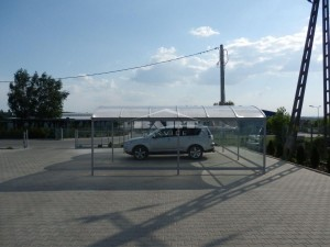 Car shelter type F (pic.3)
