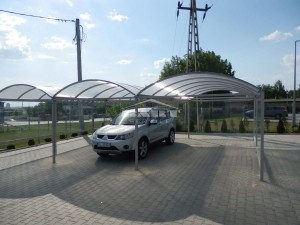 Car shelter type F (pic.4)