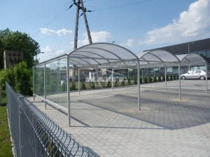 Car shelter type F (pic.6)