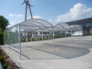 Car shelter type F (pic.7)