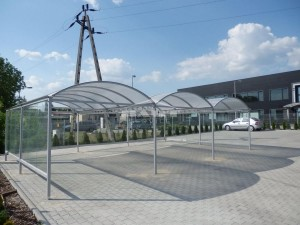 Car shelter type F (pic.8)
